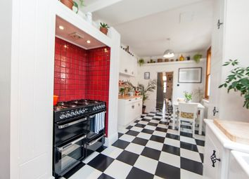 Thumbnail 4 bedroom terraced house for sale in Fosse Road South, West End, Leicester
