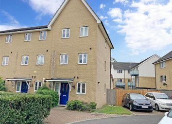 Thumbnail End terrace house for sale in Craigen Gardens, Ilford, Essex