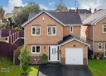 Thumbnail 4 bed detached house for sale in Low Bank, Padiham, Burnley