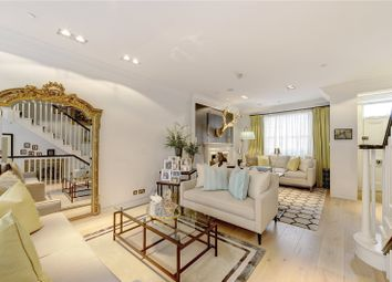5 bed terraced house for sale in Trevor Place, London SW7