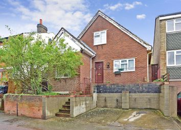 Thumbnail 4 bed detached house for sale in Queens Road, Chatham, Kent