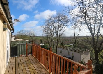 2 bed mobile/park home for sale in Coombe Park, Bell Lake, Camborne, Cornwall TR14