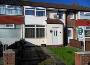 Thumbnail 3 bed terraced house for sale in Chatsworth Road, Rainhill, Prescot