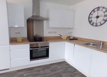 Thumbnail 2 bed flat to rent in Tawny Place, Beecroft Road, Cannock