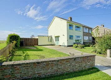 2 bed semi-detached house for sale in Staploe Village, St Neots, Bedfordshire PE19