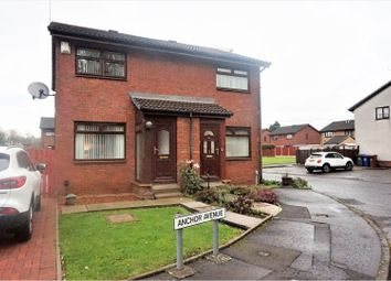 Thumbnail 2 bed semi-detached house for sale in Anchor Avenue, Paisley
