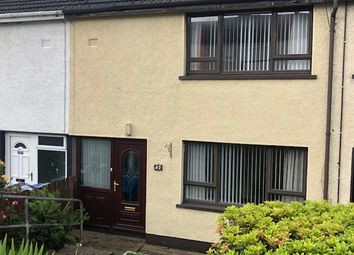 Thumbnail 3 bed terraced house for sale in 42 Barcroft Park, Newry