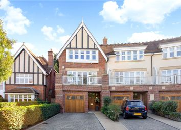 Thumbnail 5 bed end terrace house for sale in Queen Elizabeth Crescent, Beaconsfield