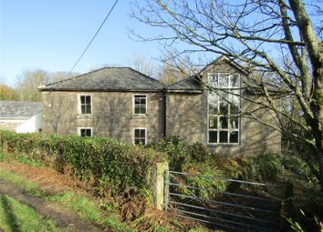 Thumbnail 3 bed country house for sale in Sancreed, Penzance, Cornwall