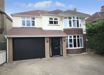 Thumbnail 5 bedroom detached house for sale in Marlborough Road, Old Town, Swindon