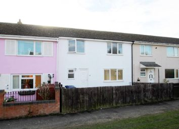 Thumbnail 3 bed terraced house to rent in The Whaddons, Huntingdon