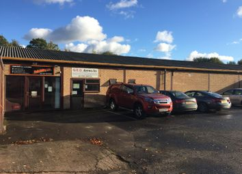 Thumbnail Industrial for sale in Rail-Ability Depot, Tilcon Avenue, Stafford