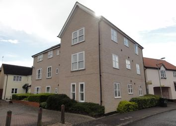 Thumbnail 2 bed flat to rent in Rockingham Road, Bury St. Edmunds