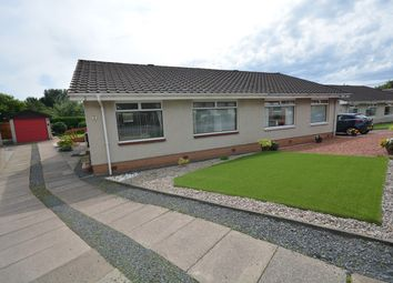 Thumbnail 2 bed semi-detached bungalow for sale in Bunting Place, Kilmarnock