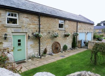 Thumbnail 3 bedroom barn conversion for sale in Acklington, Morpeth