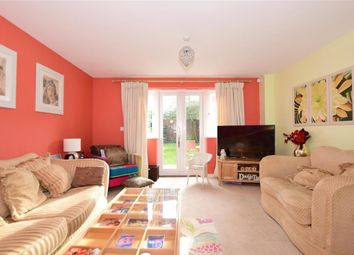 Thumbnail 3 bed town house for sale in Mudie Close, Folkestone, Kent