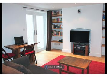 Thumbnail 1 bed flat to rent in Lower Ground Floor, London