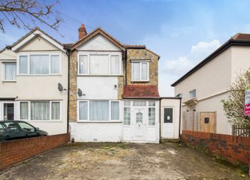 Thumbnail 4 bed semi-detached house for sale in Woodstock Way, Mitcham