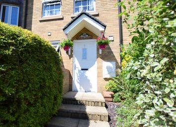 Thumbnail 4 bed terraced house for sale in Riverside Retreat, Dove House Meadow, Great Cornard