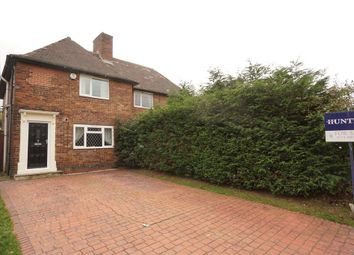 Thumbnail 3 bed semi-detached house for sale in Rotherham Road, Killamarsh, Sheffield
