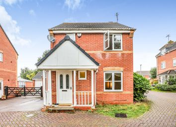 Thumbnail Detached house for sale in Woodlands Court, Oadby, Leicester
