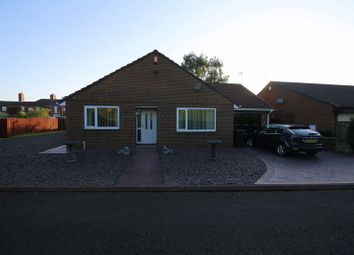Thumbnail 3 bed detached bungalow for sale in Melrose Court, Bedlington