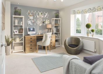 """Thumbnail 3 bedroom semi-detached house for sale in """"Atherton"""" at Fetlock Drive, Newbury"""