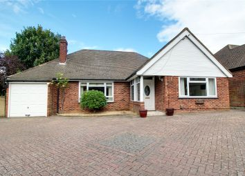 Thumbnail 3 bedroom detached bungalow for sale in Erleigh Court Drive, Earley, Reading, Berkshire