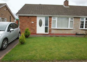 Thumbnail 2 bedroom semi-detached house for sale in Sinnington Road, Thornaby, Stockton-On-Tees