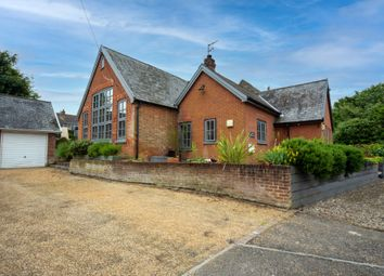 Thumbnail 4 bed detached house for sale in Mill Street, Gislingham, Eye, Suffolk