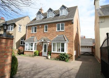 Thumbnail 5 bed detached house for sale in The Avenue, Wellingborough