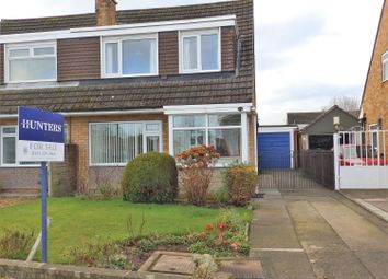 Thumbnail 3 bed semi-detached house for sale in Ripon Avenue, Little Sutton, Cheshire