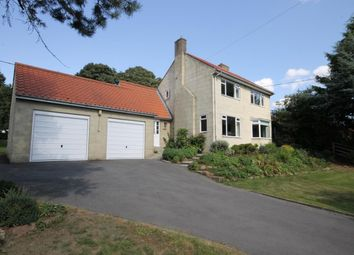 Thumbnail 4 bed detached house for sale in The Croft, Ellerbeck, Northallerton