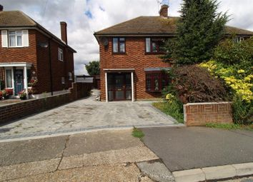 Gowan Brae, Benfleet SS7. 3 bed semi-detached house