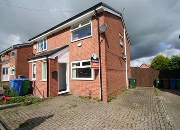 Thumbnail 2 bed semi-detached house for sale in Blackthorne Close, Shawclough, Rochdale