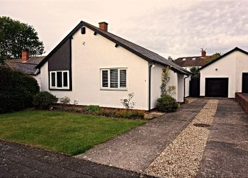 Thumbnail 3 bed detached bungalow for sale in Swn Y Mor, Barry