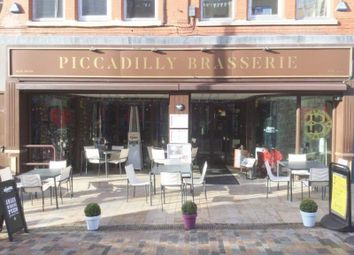 Thumbnail Restaurant/cafe for sale in 46-48 Piccadilly, Stoke-On-Trent