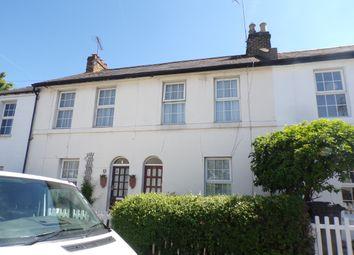 Thumbnail 2 bedroom terraced house for sale in Waterloo Street, Gravesend