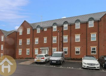 Thumbnail 2 bed flat for sale in Cloatley Crescent, Royal Wootton Bassett, Swindon