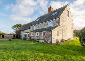Betty Haunt Lane, Newport PO30. 4 bed farmhouse for sale