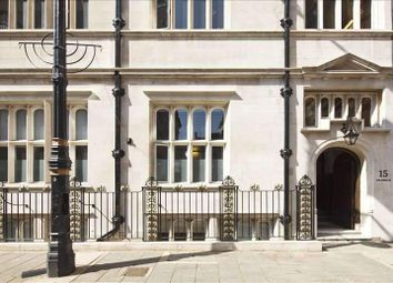 Thumbnail Serviced office to let in 15 Stratton Street, London