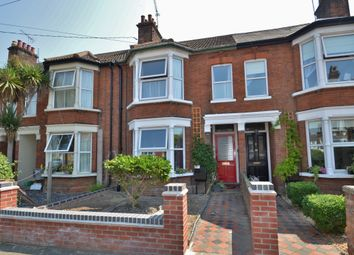 Thumbnail 3 bed terraced house for sale in Constable Road, Felixstowe