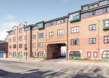 Thumbnail 1 bedroom flat for sale in Regents Court, West Street, Gravesend, Kent