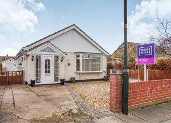 Thumbnail 3 bed detached bungalow for sale in Whitehall Road, Cleethorpes