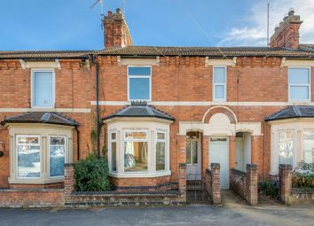 Thumbnail 2 bed terraced house for sale in Hawthorn Road, Kettering, Northants