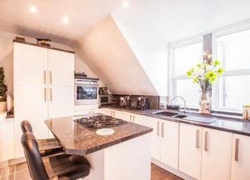 Thumbnail 4 bedroom flat for sale in 9B Turketel Road, Folkestone