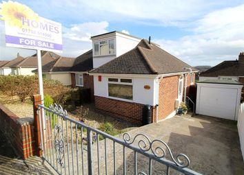 Thumbnail 2 bed semi-detached bungalow for sale in Darwin Crescent, Plymouth