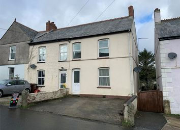 Thumbnail 3 bed end terrace house for sale in Hallaze Road, Penwithick, St Austell
