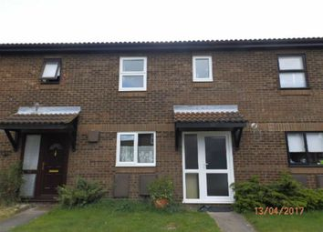 Thumbnail 2 bedroom terraced house to rent in Carlford Close, Ipswich, Suffolk