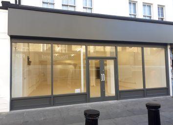 Retail premises to let in Portobello Road, London W11